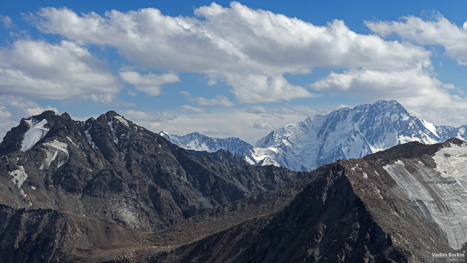 фото горных фершин