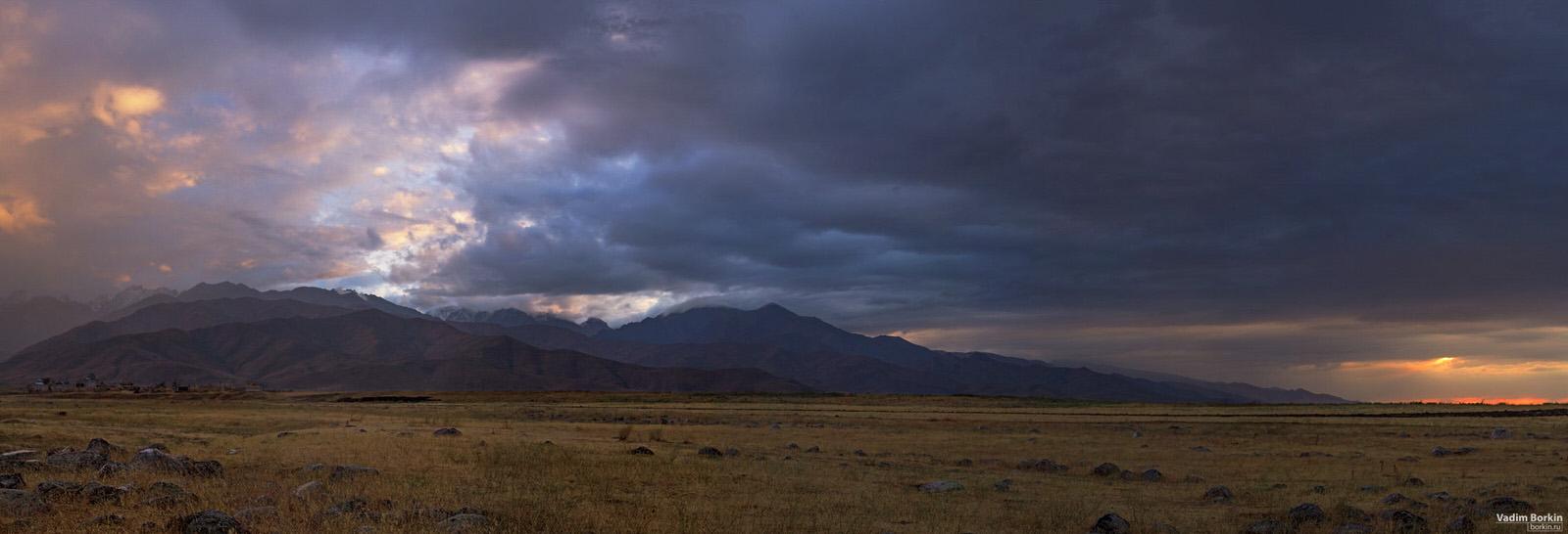 фото горы Киргизии
