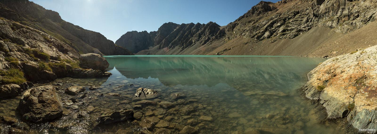 фото озера Ала-Кёль