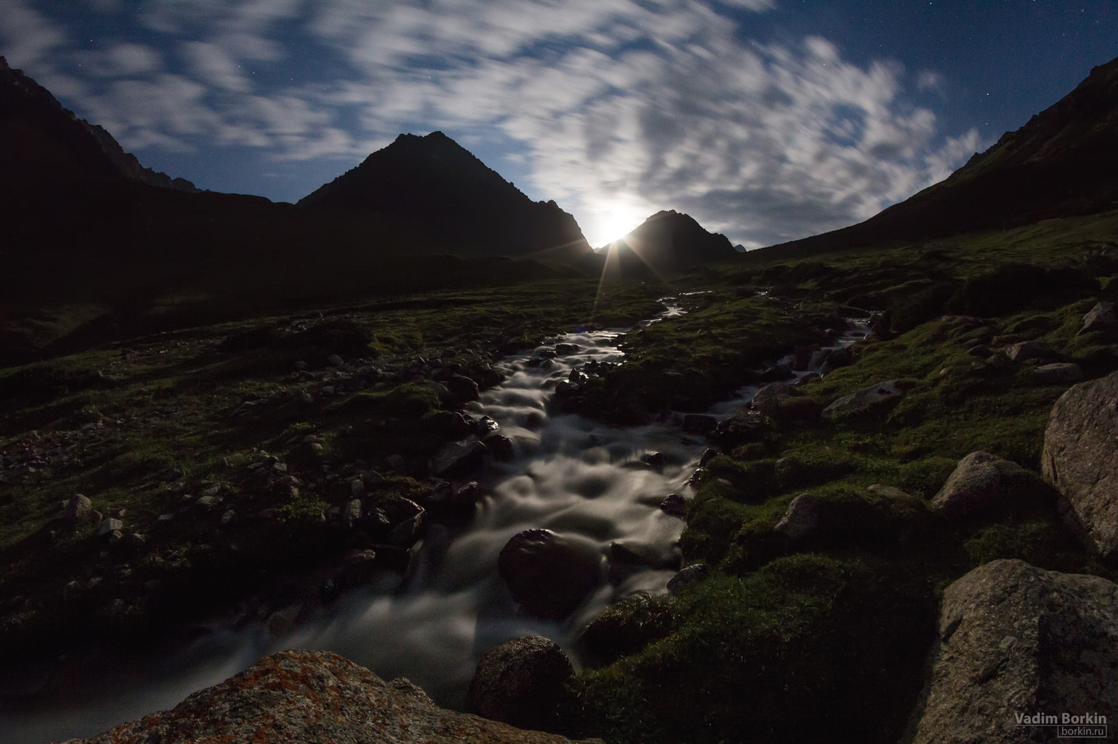 фото горы Тянь-Шань