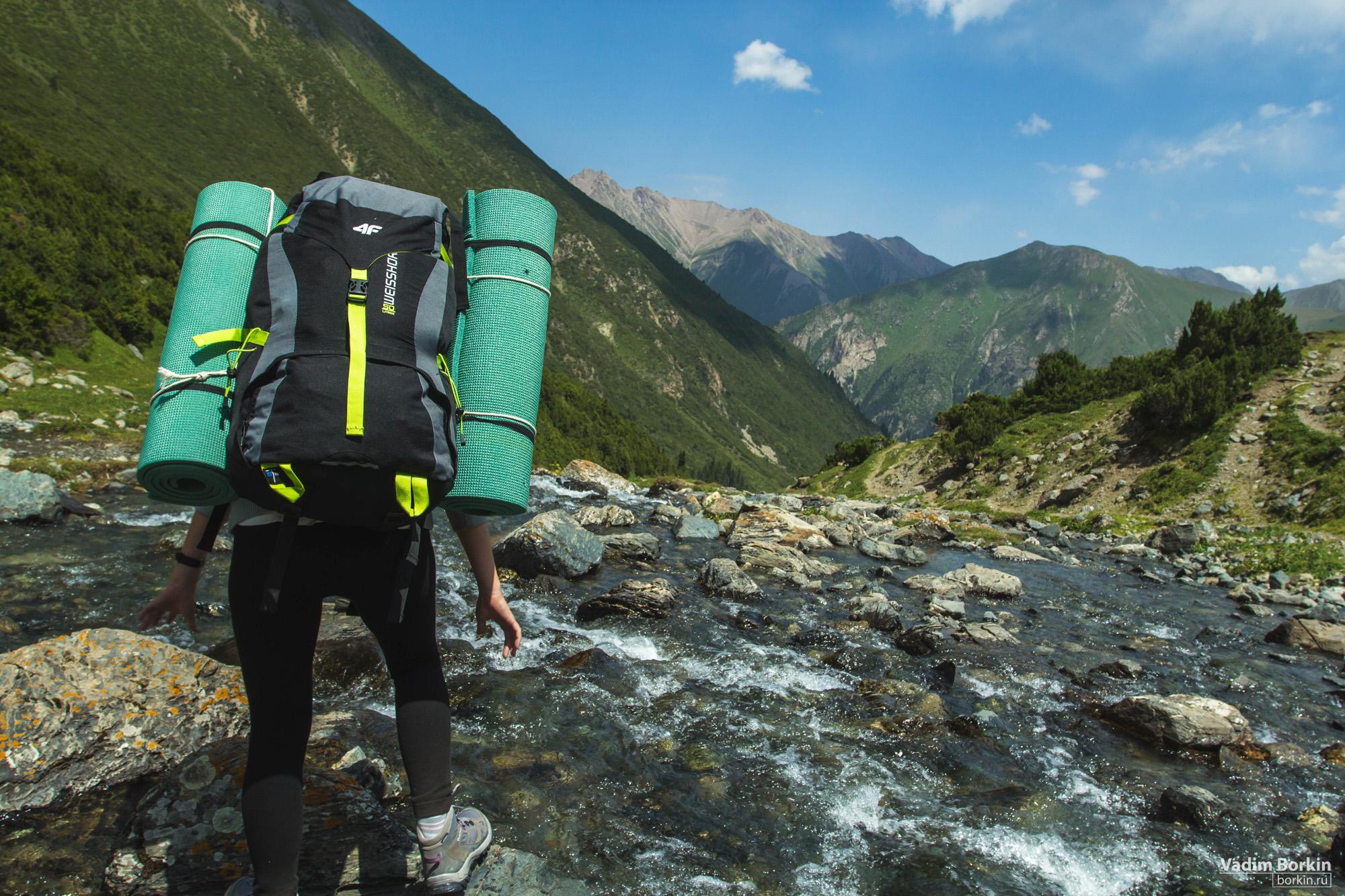 фото ручей в горах