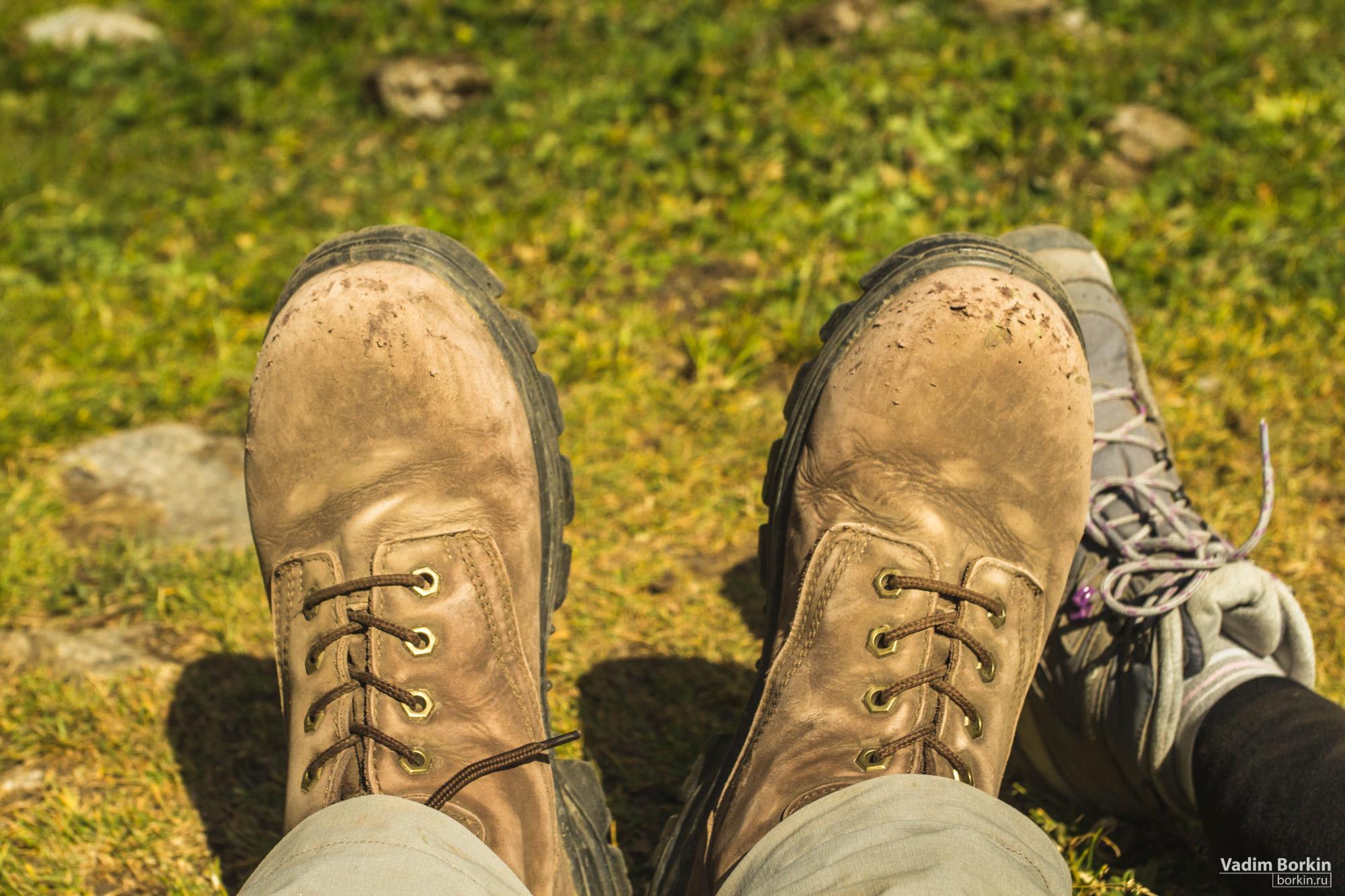 фото, ботинки