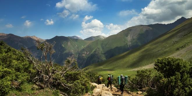 Путешествие в Киргизию. часть 4 (2014 г.)