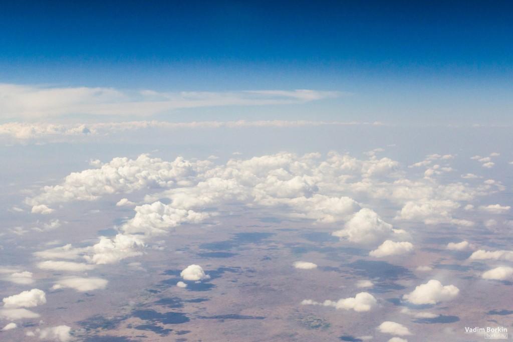 фото облаков