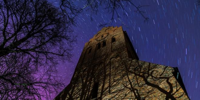 Почему жители крупных городов не видят звезд?
